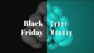 Black Friday Marketing Concept: Hourly Surprises Campaign