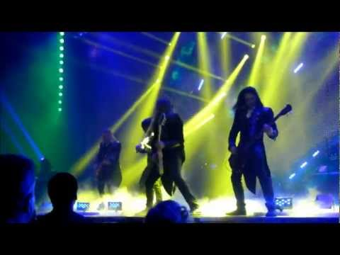Trans-Siberian Orchestra 11-15-2012: 11 - Siberian Sleigh Ride - Peoria, IL TSO TLCE Opening Night