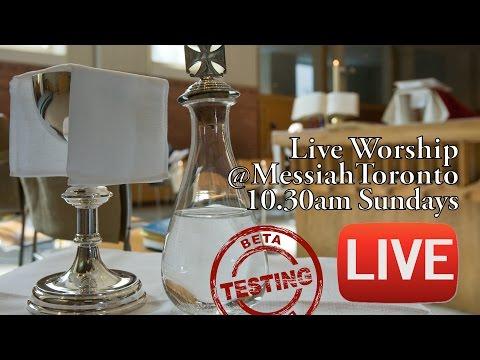 Live @ Messiah: Good Friday 2015