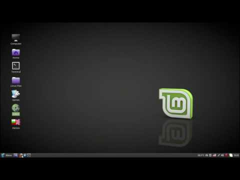 Infonotary on Linux Mint and Pale Moon browser