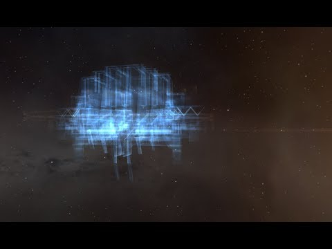 EVE Online - Anchoring A Refinery - Refineries Now On Singularity