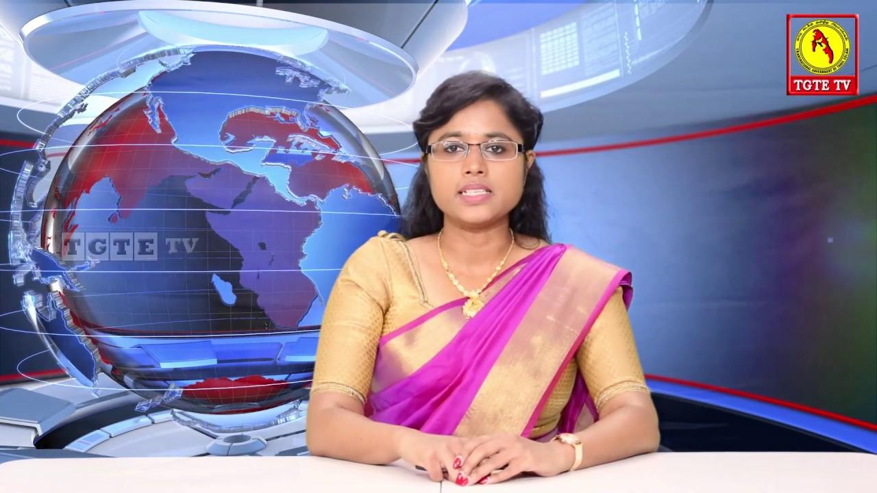 TGTE NEWS 24 | செய்திகள் - 14.10.2019 | நாடுகடந்த தமிழீழ அரசாங்கம்