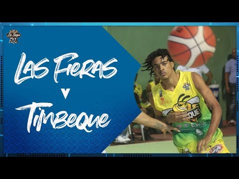 SEMI FINAL | LAS FIERAS Vs TIMBEQUE | 13.12.19 | #SOGABALONCESTO