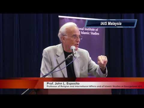 IAIS - Islamophobia & the New Policy of US toward the Muslim World by Prof. Esposito