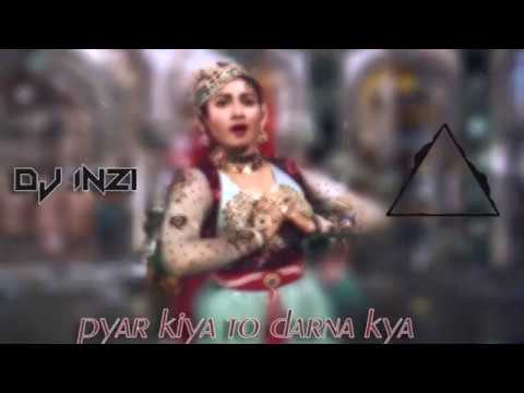 Pyar Kiya To Darna Kya Hard Rock Mix | DJ Inzi