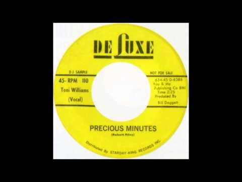 Toni Williams Precious Minutes (1969)