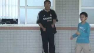 長庚國小_街舞社 舞蹈教學 -- 最新舞蹈~撐腰舞