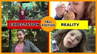 Download Fall Edition - Expectation vs Reality (Haschak Sisters) Mp3 and Videos