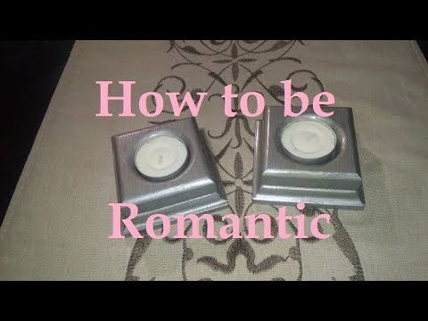 DIY  tea light candle holders from scrap wood