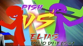Dojo Duels: Pish Vs. Elias