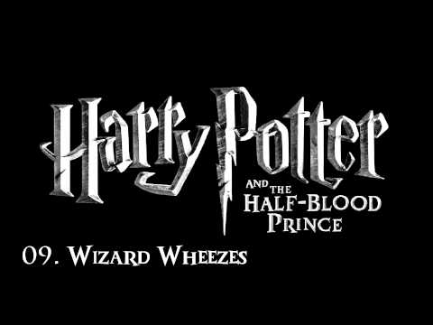 Harry Potter & The Half-Blood Prince Recording Sessions - 09. Wizard Wheezes mp3