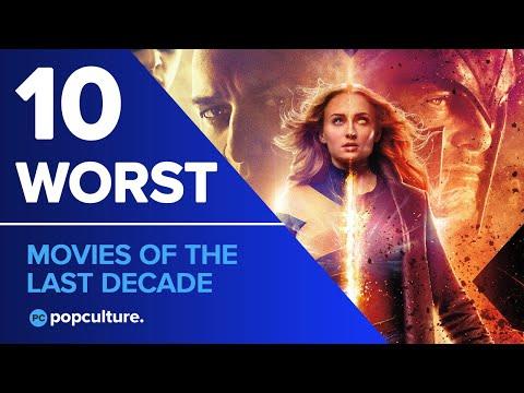 10 Worst Movies of the Last Decade