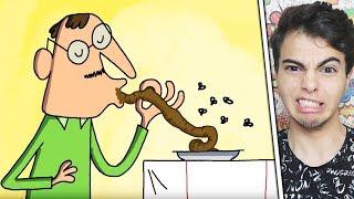 YASAKLANAN EN İĞRENÇ ANİMASYONLAR (Cartoon Box)