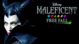 MALEFICENT FREE FALL - Gameplay Walkthrough Part 1 (iPhone, iPad, iOS, Android Game)