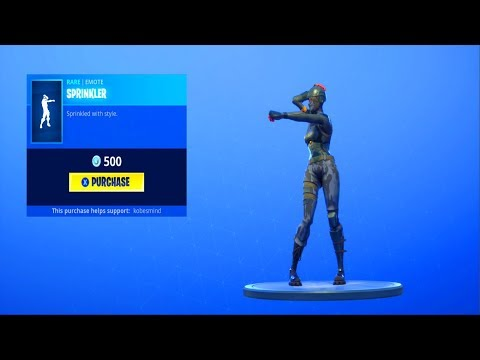 Fortnite ITEM SHOP (October 14) | You Have To See This *NEW* Emote!