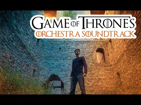 Game of Thrones Theme Orchestra Cover - Mathias Fritsche
