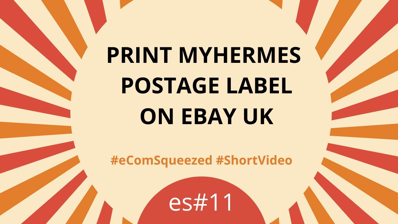 Ebay Reprint A Shipping Label How To Void Printed Label And Get Refund Youtube