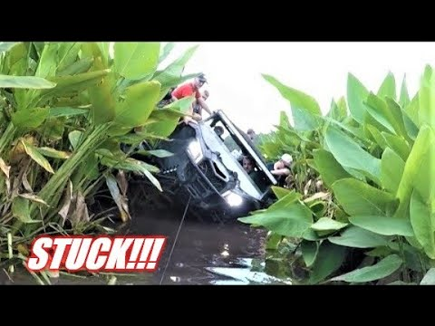 EPIC Recovery For STUCK Can Am X3, Rescued By Polaris Ranger
