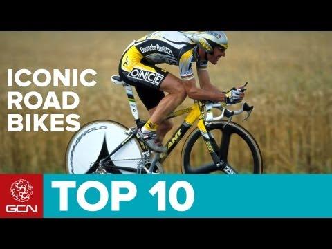 Entremos por unos instantes en la magia de la técnica y el esfuerzo humano  con estas diez bicicletas míticas de la historia del ciclismo. 7097ab93761
