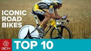 Top 10 Iconic Road Bikes