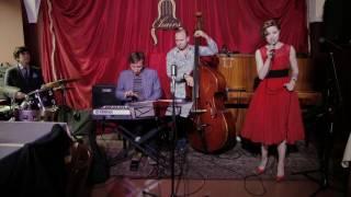 """14. Вера Шульга: выступление в джаз-баре """"48 стульев"""" (18.09.16)"""