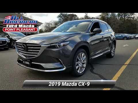Certified 2019 Mazda CX-9 Grand Touring, Point Pleasant, NJ U21472ML