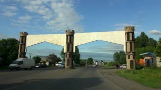 Азербайджан своим ходом. Поеду ли я в Абхазию еще раз. Едем в Гянджу. Дороги Азербайджана