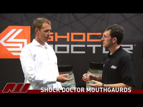 Interview With Shock Doctor On Their Mouth Gaurds