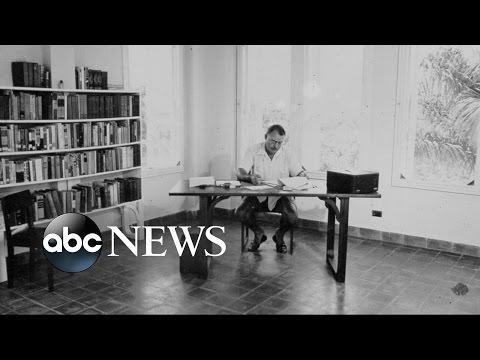 Saving Ernest Hemingway's Havana Home