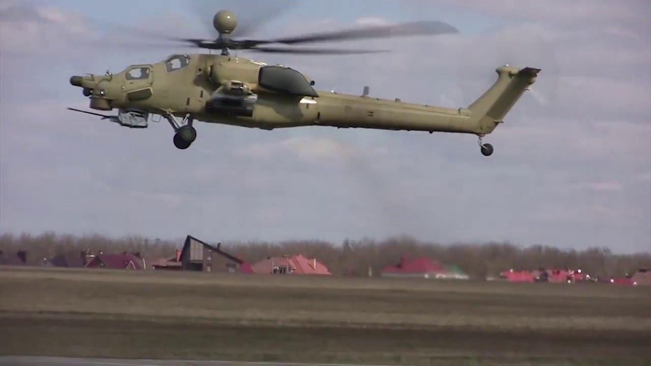 Resultado de imagen de Mi-28UB