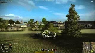 Мир танков Ремоделинг E-50/ World of Tanks Remodel