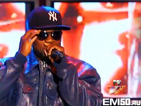 Wisin & Yandel and 50 Cent - Mujeres In The Club live on Los Premios MTV 2009 (eminem50cent.ru)