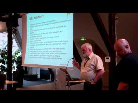 IHEU Leadership Training - Roar Johnsen and Matt Cherry