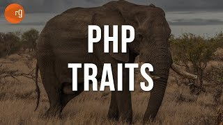 How to use Traits in PHP | Tutorial