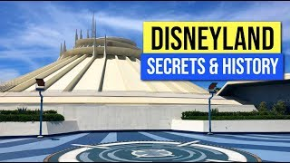 Disneyland Secrets and History of Space Mountain