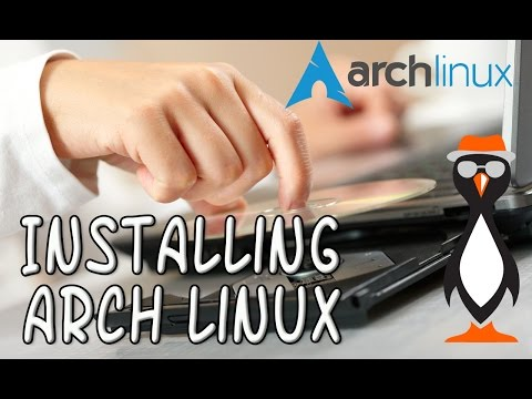 Installing Arch Linux - The Urban Penguin