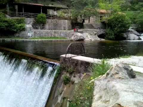 piscina natural d piedralaves youtube