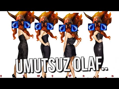 UMUTSUZ EV KADINI OLAF | LoL | Sıfırdan Elmasa #30