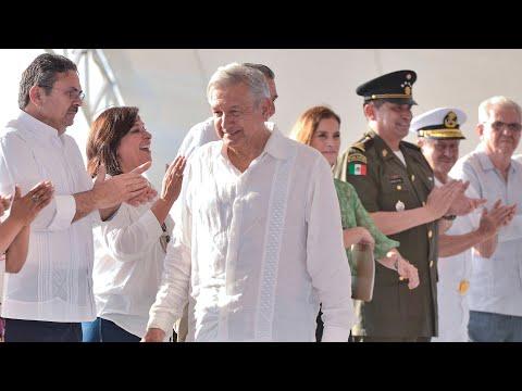 Presidente invita a rey de España a reconciliación histórica; Estado pedirá perdón por abusos