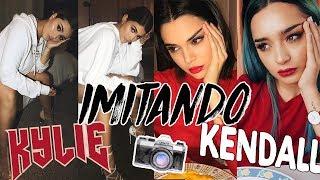 IMITANDO EL INSTAGRAM DE KENDALL & KYLIE