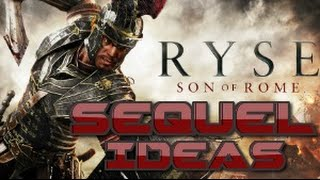 Sequel Ideas for Ryse: Son Of Rome