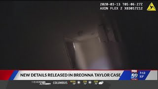 New Details Released In Breonna Taylor Case