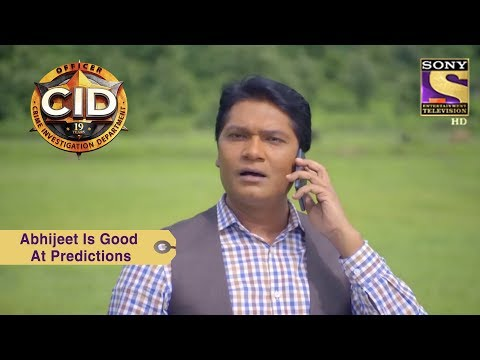 Your Favorite Character | Abhijeet Is Good At Predictions | CID thumbnail