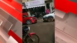 PEDREIRAS: Homem sofre tentativa de homicídio no centro da cidade.