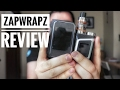 ZapWraps Review - 1 Month Later