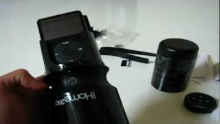 SDI iHome 2go IH85B Bicycle Speaker Portable Product Review