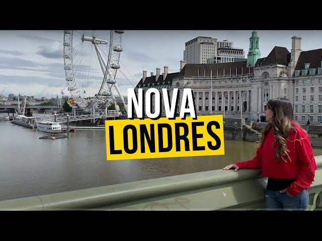 Nova Londres | Como está a cidade após o pico da pandemia | Londres na Lata
