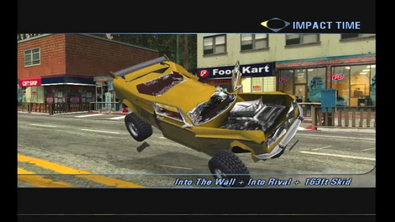 Burnout 3 Takedown Is The Best - Retro Game Review