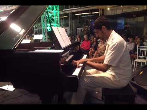 Pianista Andr� Mehmari