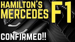 Hamilton's *MERCEDES F1 CAR* confirmed for GT SPORT 1.23!!
